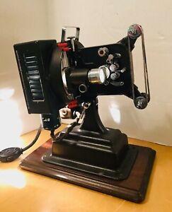 Vintage Victor Animatograph 16mm Cine-Projector Model 10 - Beautiful Piece!