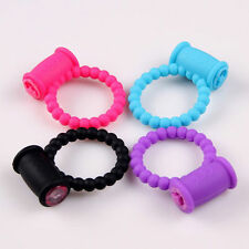Hot Sale Men's Pleasure Ring Vibrating Rings Penis Rings and Cock Rings FC