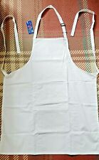 White Apron Cooking BBQ Craft Baking Chefs