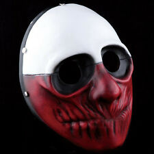 Game PAYDAY 2 The Heist Wolf Mask Costume Props Halloween Collection Mask #47