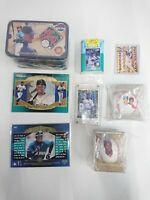 Ken Griffey Jr. Collector's Set #1 Trading Cards Baseball 8 Items Big Deal New