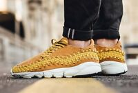 Nike Air Footscape Woven NM Size 10.5 UK BNIB Genuine Authentic Mens Trainers