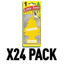 10105 Air Freshener Little Tree Vanillaroma Eip1 10