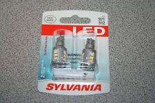 Sylvania LED 921 Pair Set LED Lamps Bulbs 912 NEW