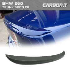 Stock IN US M5 Style Trunk Spoiler 2004-2010 BMW E60 525i 528i 535i 4D Unpainted