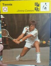 Sportscaster Jimmy Connors