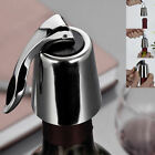 Plug Reusable Bottle Stopper New Vacuum  Sealed Red Wine Cap Stainless Steel