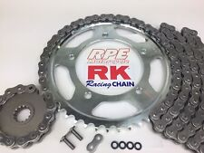 2004-2005 CBR1000rr RK GXW 520 16/40 Minor Fwy Ratio Chain and Sprocket Kit