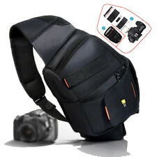 Pro 4 HD DSLR Camera Sling for Panasonic GH4 GH3 GH2 G6 G6KK G5 Lumix SLR Bag
