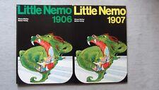 LITTLE NEMO 1906 + 1907 Melzer Verlag 1972