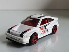 Hot Wheels '85 Honda CR-X - White - (LOOSE) - HW Night burnerz