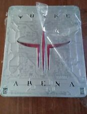 Quake III 3 Arena Limited Metal Tin Edition Factory Sealed