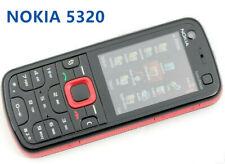 Nokia 5320 Xpress Music 3G Original Unlocked 2MP Camera mobile (red)