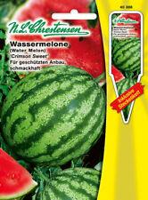 Wassermelone Crimson Sweet,Saatgut,Citrullus lanatus,Gemüse,Chrestensen,SE
