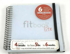 Fitbook Lite 6-Week Weight-Loss Journal Sealed  Fitness Journal NEW