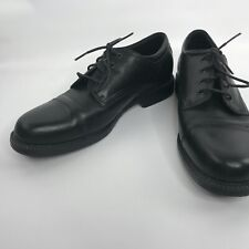 Capital by Rockport Dress Shoes Black Size 10.5M Leather