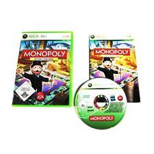 Xbox 360 Spiel Monopoly in OVP mit Anleitung