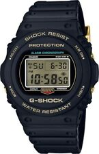 NEW CASIO G-SHOCK 35TH ANNIVERSARY GOLD SERIES LIMITED EDITION DW-5735D-1B