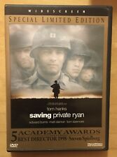 Saving Private Ryan Dvd Like New. Works Great!