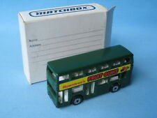 Matchbox MB-17 Titan Bus Rowntree's Fruit Gums Green Toy Model Boxed 75mm