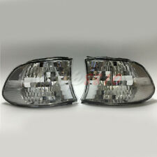 2 pcs Turn Signal Corner Lights  For BMW 7 Series E38 728il 730il 1995-2001