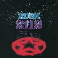 RUSH - 2112: REMASTERED CD ALBUM (1997)