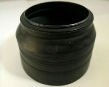 Lens Hood Shade Collapsible Rubber 67mm Telephoto double threaded