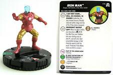 HeroClix - #018 Iron Man - Black Panther and the Illuminati