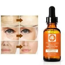 Vitamin C Serum With Hyaluronic Acid For Anti-Aging Brighten Repair Face Care-
