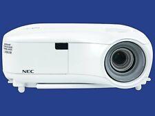 NEC LT380 LCD Projector 3000 Lumens HDMI Adapter HD 1080i w/Accessories TeKswamp