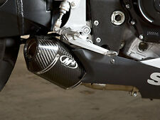 M4 Exhaust Suzuki GSXR750/600 06-07 Street Slayer Slip on with CARBON muffler