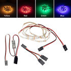 RC LED Strip Light for RC Flying Wing Plane with Different Flash Patterns