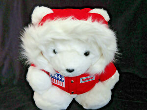 Dayton Hudson Santa Bear 1989 and Polar Club Gore-Tex Trans Antactica Expedition