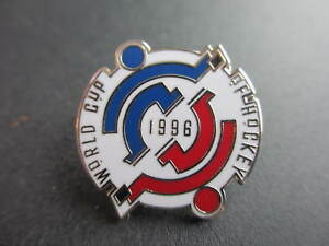 1996 World Cup of Hockey Hat Lapel Pin