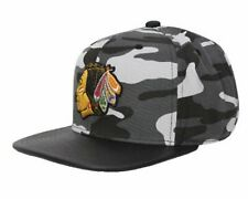 Mitchell and Ness Adults Unisex Chicago Blackhawks Snapback EU233