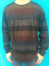 Tom Tailor Herren Pullover - Sweatshirt multicolor Gr. XXXL NEU 3XL