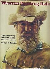WESTERN PAINTING TODAY / R.Hassrick / 1975 / J.K. RALSTON correspondence lain-in