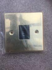 Estilo Victoriano Latón teléfono secundario Socket DEC432