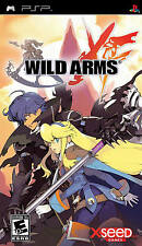 Wild Arms XF PSP New Sony PSP