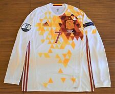 Spain Adidas Player Issue Euro 2016 MORATA shirt / jersey size 8 (L) NEW