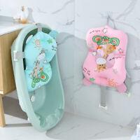 Infant Bath Pad Baby Shower Bath Tub Pad Non-Slip Bathtub Mat Newborn Safet P8W6