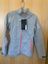 NWT Womens Nike Golf Gray Storm-Fit Waterproof Zip Up Rain Jacket Size S $280