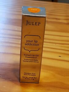Julep Your Lip Addiction Tinted Oil Treatment in Crave Full Size 4.1g New in Box