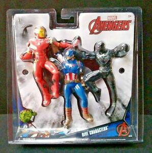 Spin Master Marvel Avengers Dive Characters 3-Pack