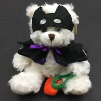 "Halloween Plush 4/"" BullDog-Plushland-Stuffed Animal-Trick Or Treat-Free Shipping"