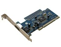 IOMASTER - IOT-SATA101 Rev 0.2 - 1 Port eSATA - PCI Controller Card [5687]