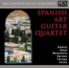 Recuerdos de la Alhambra (CD, Apr-2005, NCA (Germany))