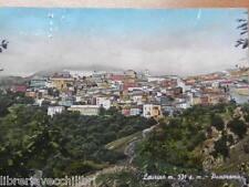 Vecchia Cartolina di LAURINO PANORAMA veduta 1965 foto Salerno Fotografia epoca2