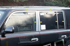12PC STAINLESS STEEL WINDOW TRIM KIT FITS 2004 2005 2006 SCION XB