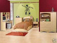 SKATEBOARD SKATER Boys Bedroom Kids Wall Art Decal